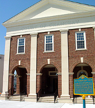Court of Chancery in Sussex County